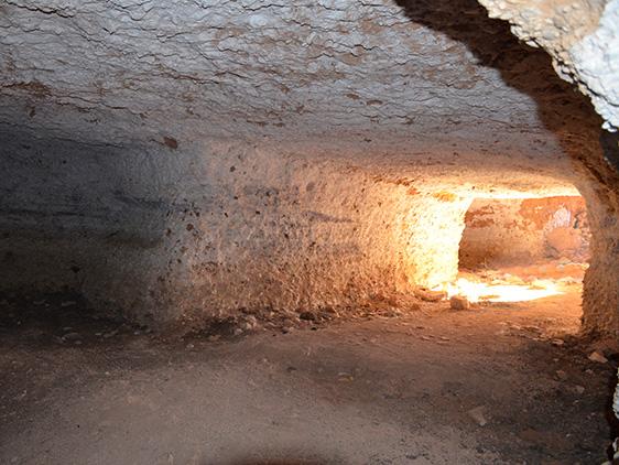 Cueva Guerra Civil