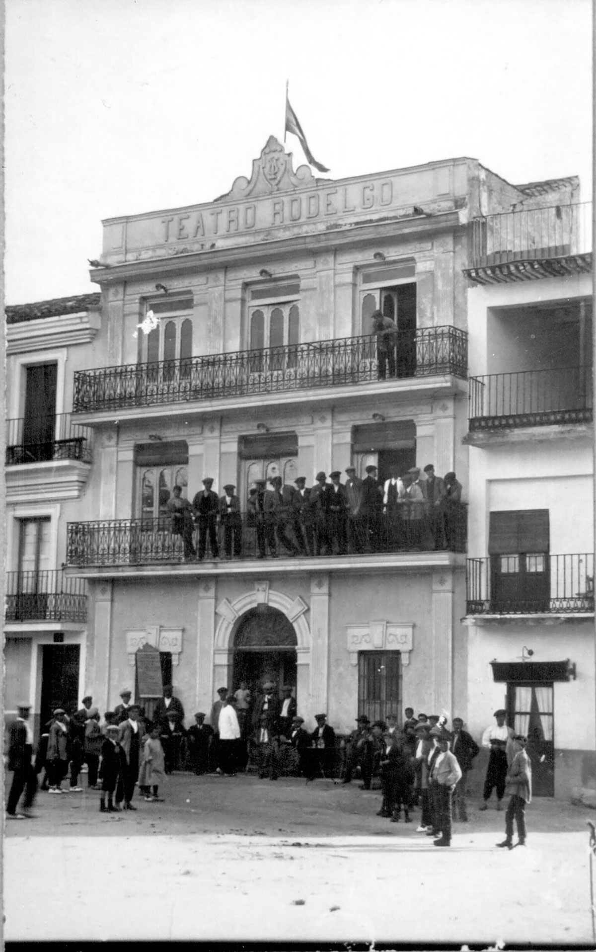 Historia-Lavaderos