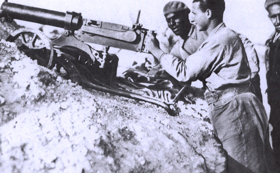 oliver-law-Morata el Batallón Lincoln