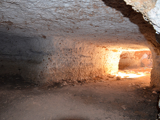 Cueva Guerra Civil