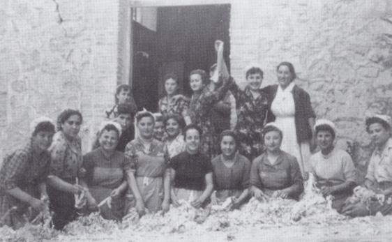 Trabajadoras-Fábrica-Borra-Morata